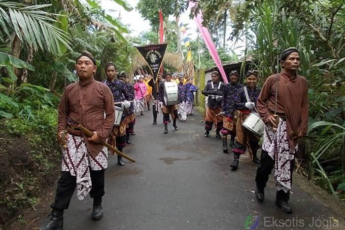 Rekreasi Di Desa Wisata Pulesari Sleman Yogyakarta