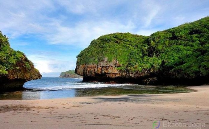 47 Wisata Pantai Di Jogja Yang Bagus Dan Lagi Hits 2019 Explore Pantai Jogja