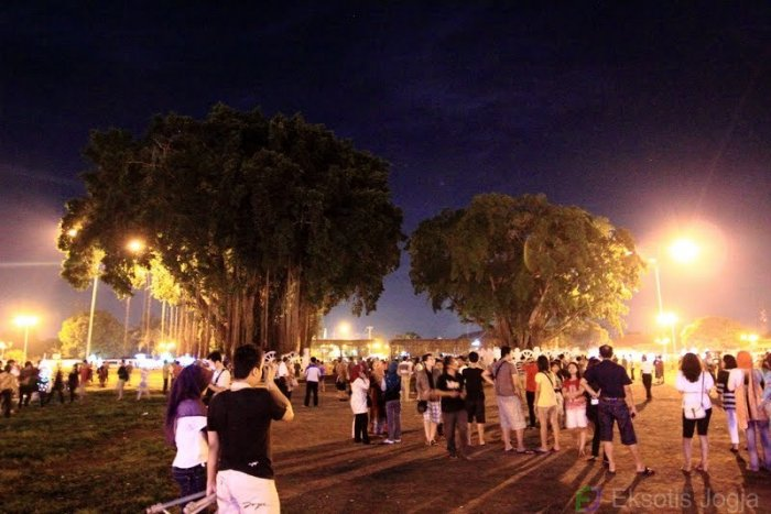10 alasan wajib piknik ke alun alun selatan yogyakarta