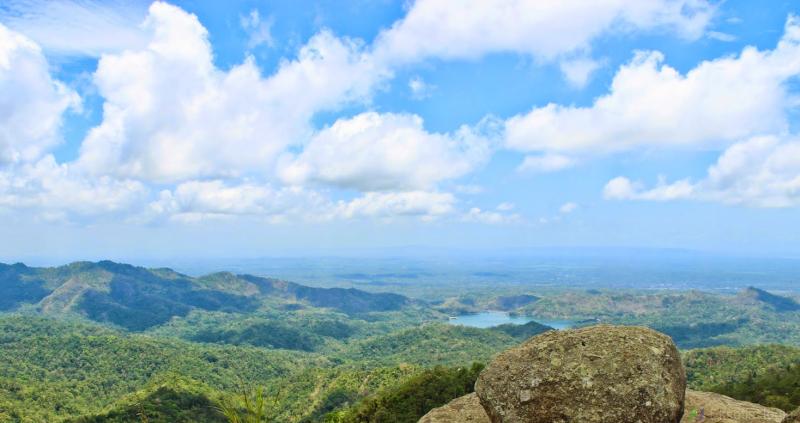 Gunung Ijo kulon progo