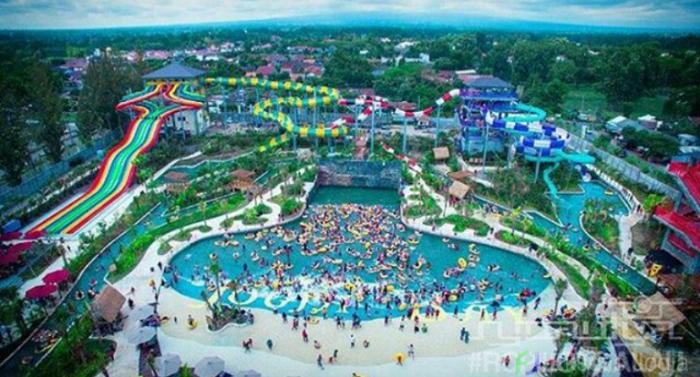 14 Spot Foto Keren Di Jogja Bay Waterpark Yang Lagi Hits 2019 Eksotis Jogja