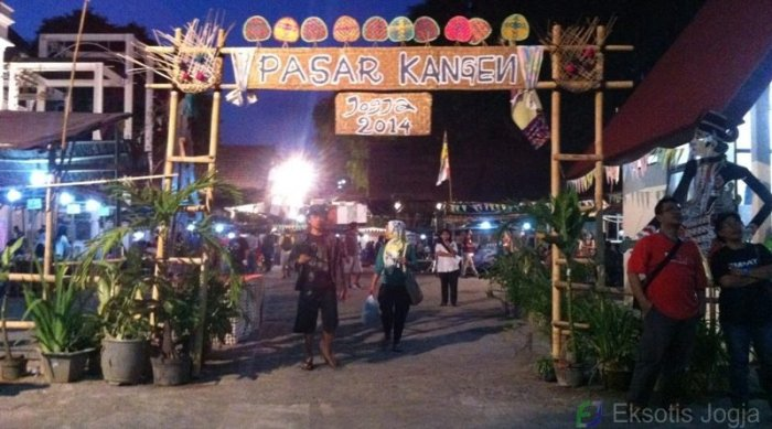 Pasar Kangen