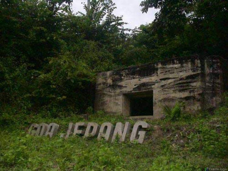 goa jepang kaliurang menilik sejarah perlawanan masyarakat jogja