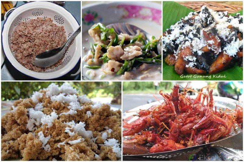 5 Makanan Khas Gunung Kidul Yang Wajib Dicicipi