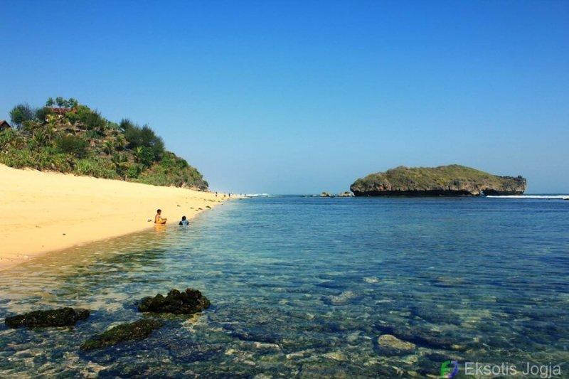 10 Spot Foto Keren Di Pantai Sundak Gunung Kidul Yang Hits 2018