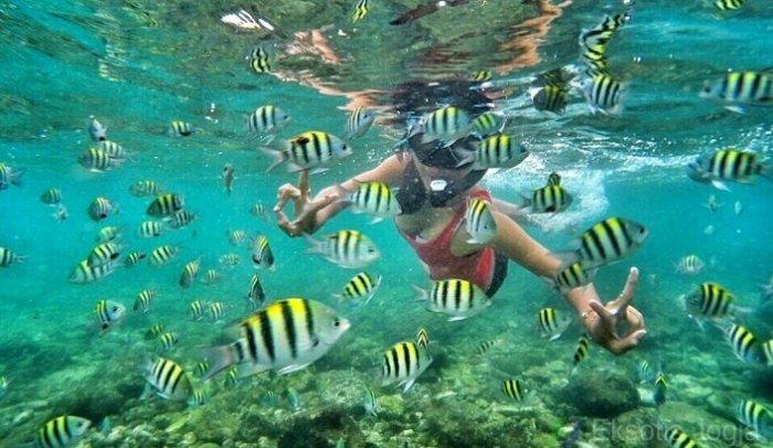 10 Spot Foto Terbaru Di Pantai Nglambor Jogja Yang Lagi Hits 2019 Eksotis Jogja