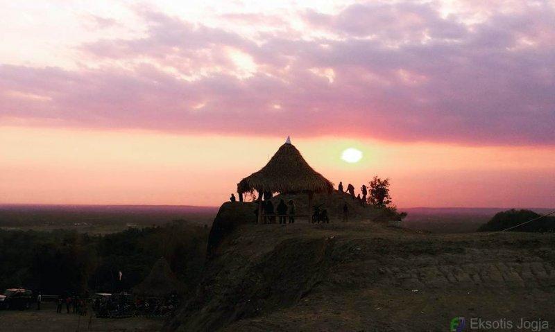 sunrise bukit bego