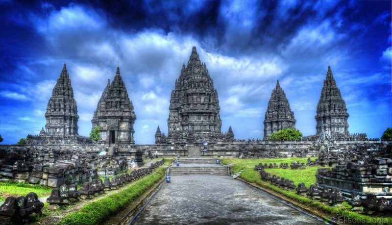 Wisata Jogja - Candi Prambanan - Aneka Tempat Wisata