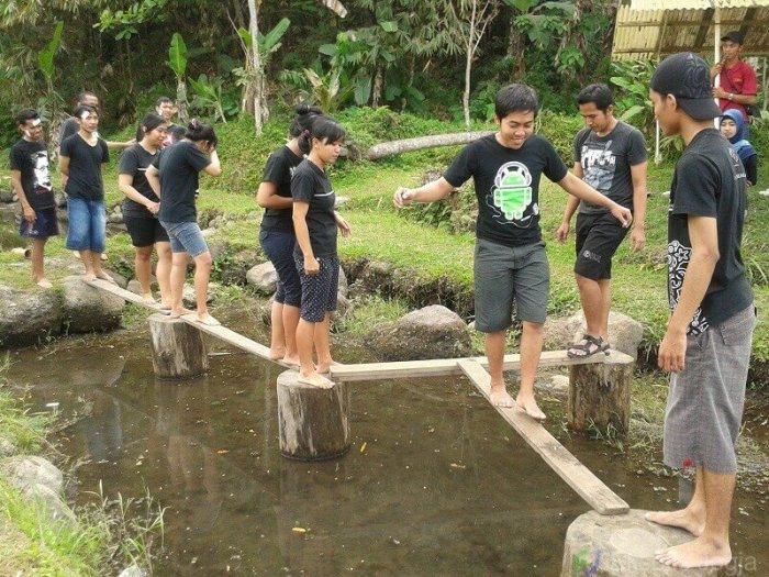 Desa Wisata Ledok Sambi sleman