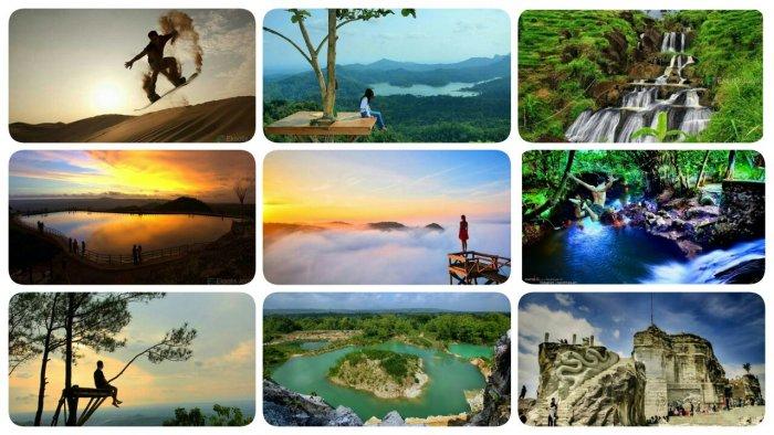 40 Tempat Wisata Alam Di Jogja Terbaru Yang Lagi Hits 2019 Explore Jogja